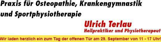 Praxis für Ostepathie, Krankengymnastik und Sportphysiotherapie